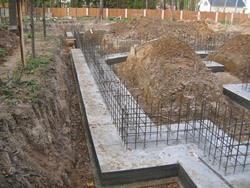 Строительство фундамента под ключ. Мысковские строители.