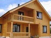 строительство домов из бруса Мыски
