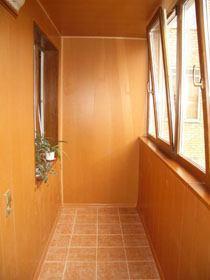 отделка балконов город Мыски