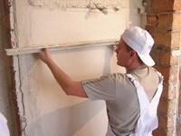 ремонт стен Мыски