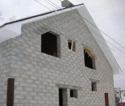 Качественный и недорогой дом из пеноблоков, кирпича, бруса в городе Мыски, можно заказать в нашей компании профессиональных строителей СтройСервисНК