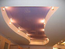 Ремонт и отделка потолков в Мысках. Натяжные потолки, пластиковые потолки, навесные потолки, потолки из гипсокартона монтаж