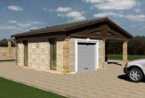 Строительство гаражей в Мысках и пригороде, строительство гаражей под ключ г.Мыски