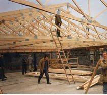 Строительство крыш в Мысках и пригороде