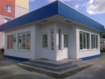 Строительство магазинов в Мысках и пригороде